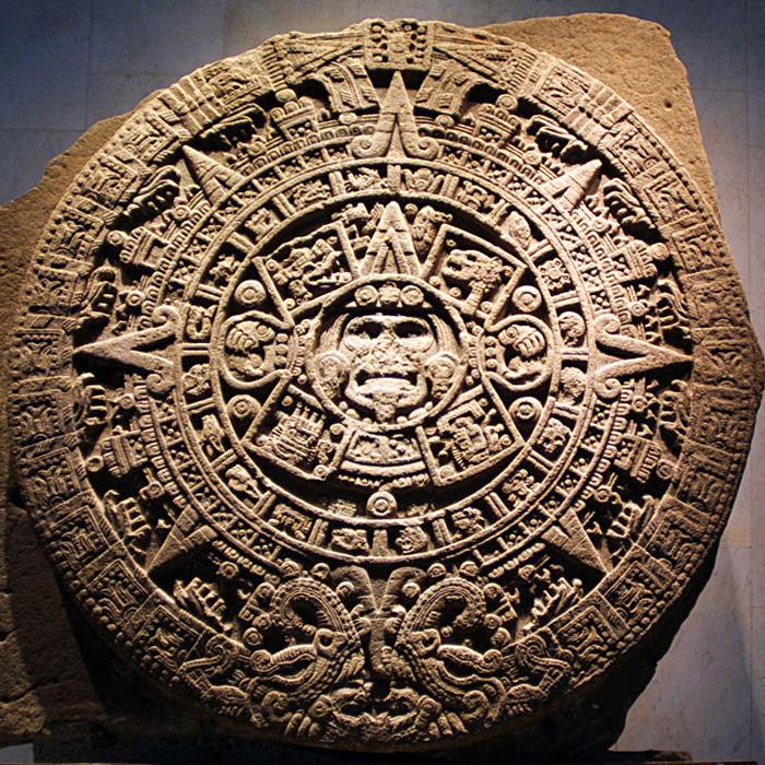 Calendrier maya, antiquité
