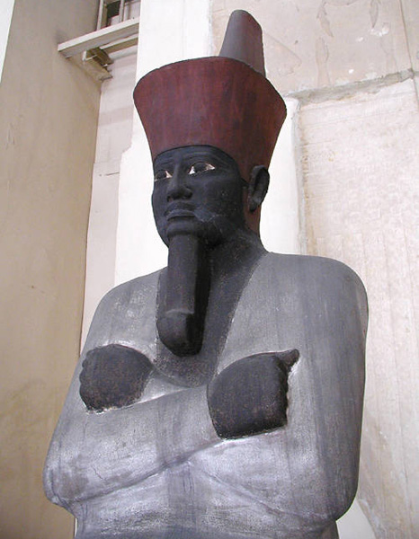 Montouhotep 2, Moyen Empire