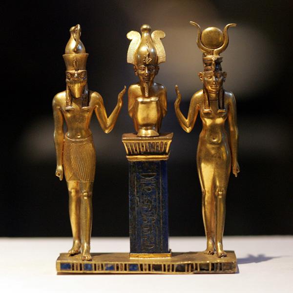 Amulette Égypte antique