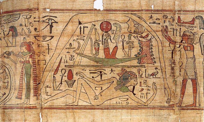 Papyrus, basse époque