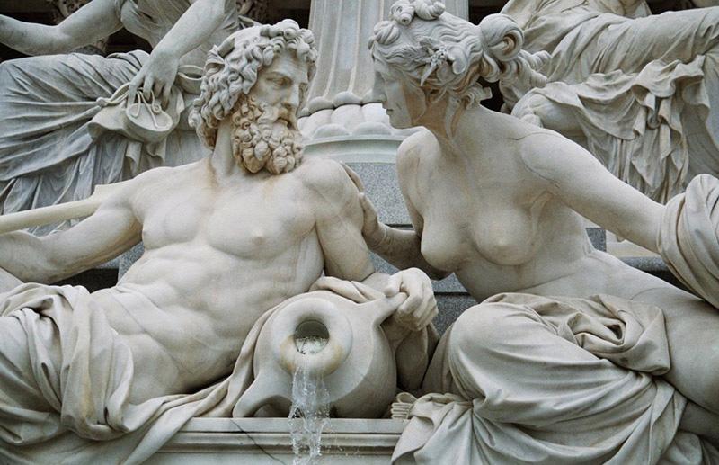 Zeus, mythologie grec