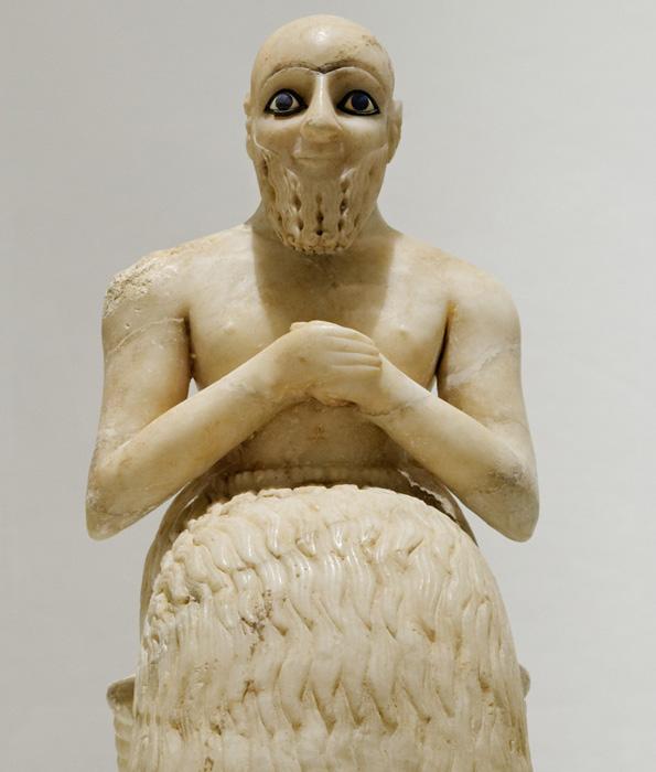 Ebih il, Mésopotamie