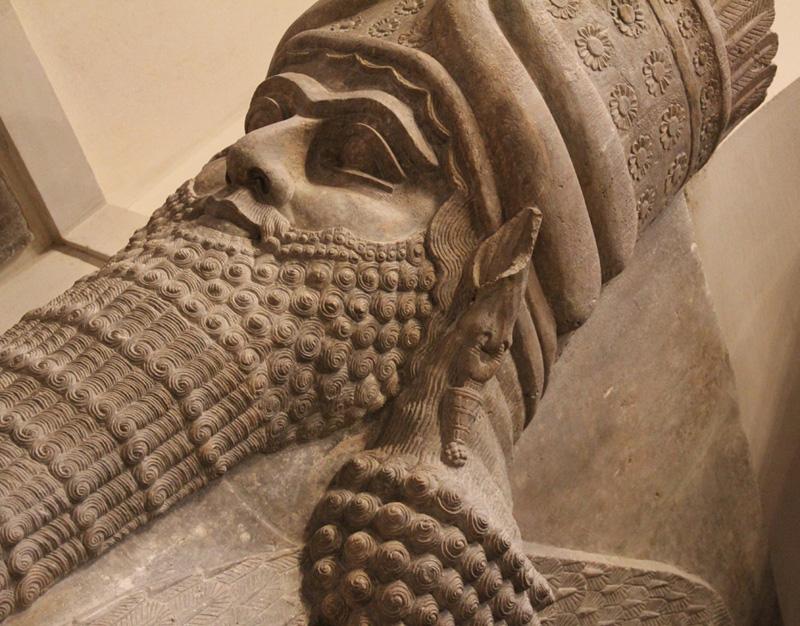 Empire assyrien - Louvre