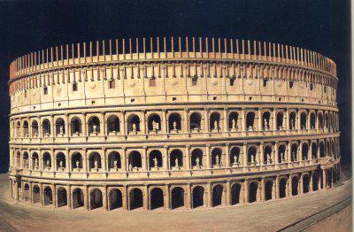 Colisée de Rome, antiquité
