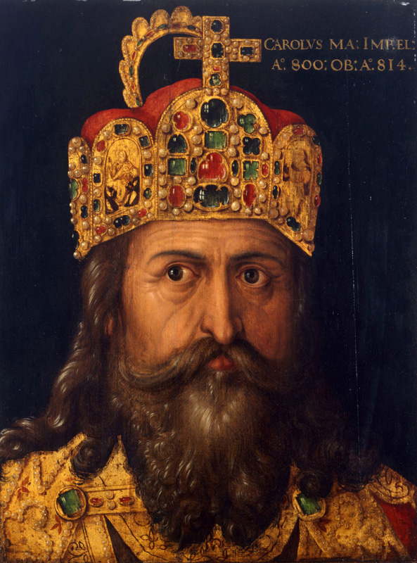 Charlemagne, Europe, Moyen-âge