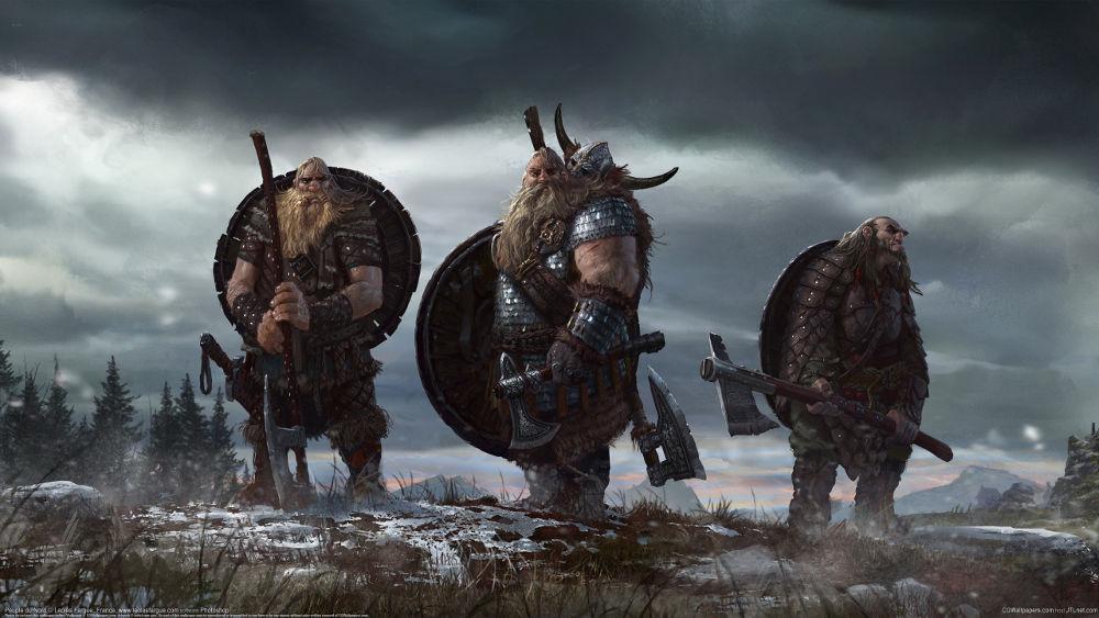Viking, Moyen-âge, Europe