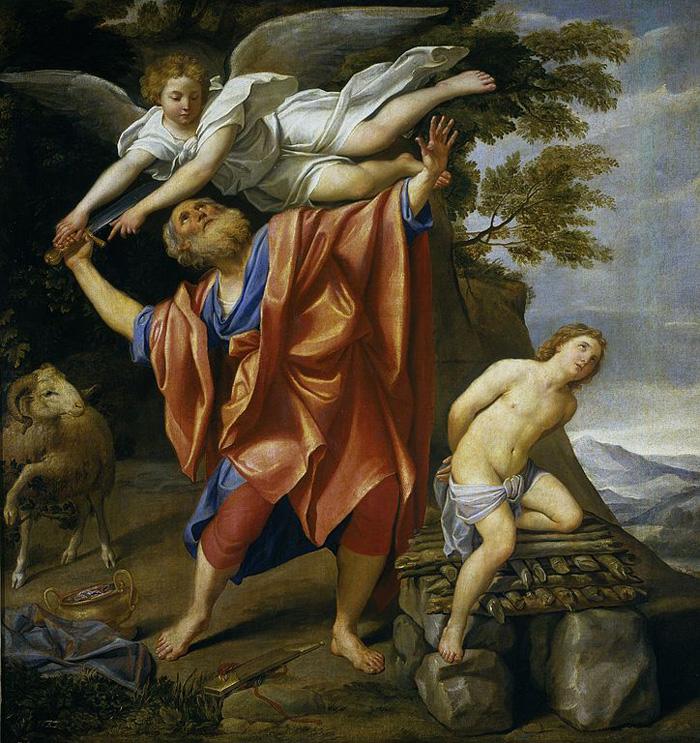 Gabriel, Ibrahim, Ismael, fondation islam