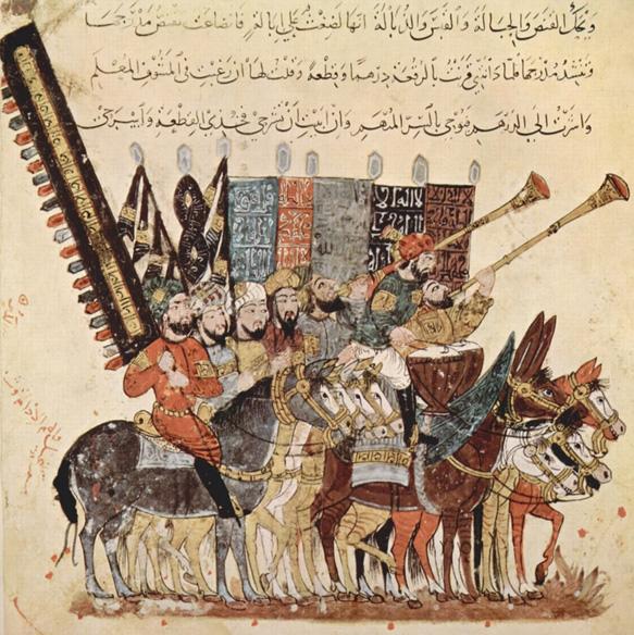 Arabes Jihad, Guerre Sainte