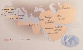 Empire Abbasides, Expansion musulmane