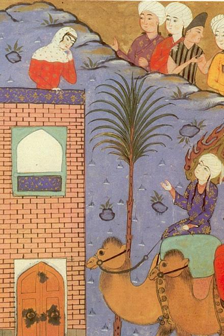 Mohammed et Khadidja, fondation de l'islam en Arabie