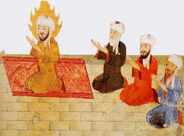 Mohammed et la fondation de l'islam, Musulmans