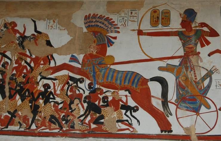 Deuxième période intermédiaire en Égypte pendant l'antiquité