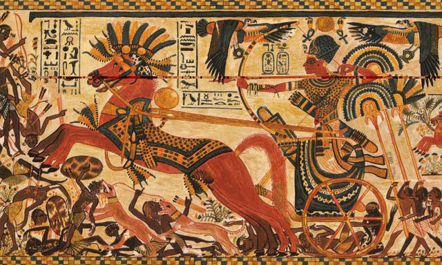 Hyksos, deuxième période intermédiaire