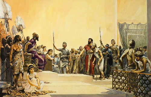 Empire babylonien Hammurabi