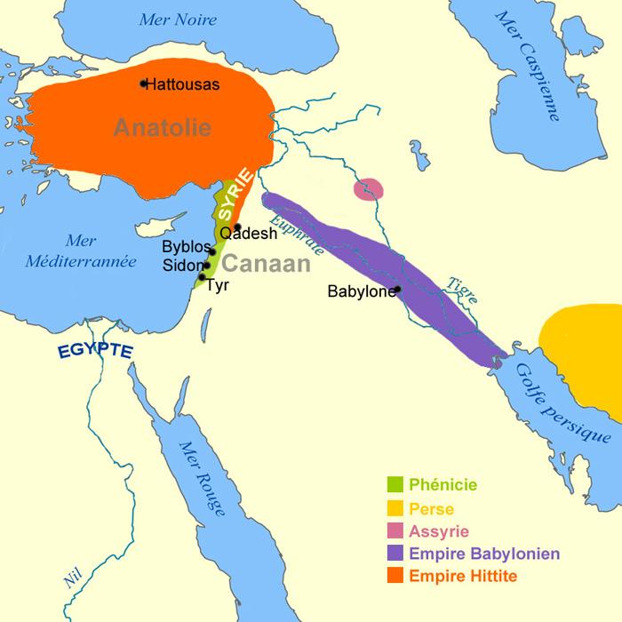 Premiers empires antiquité