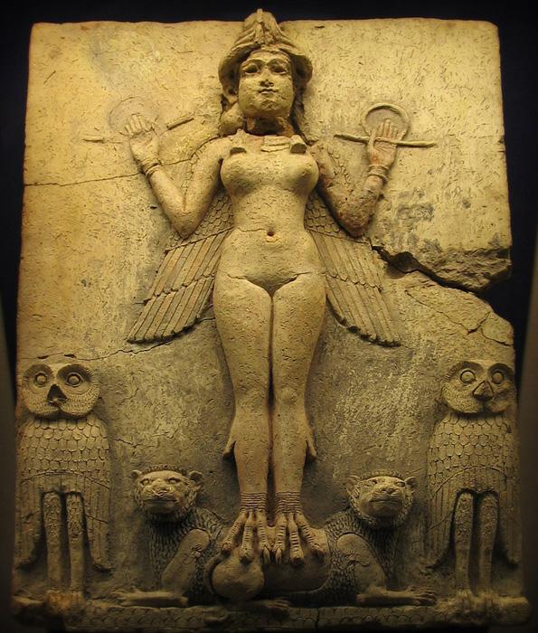 Inanaa-Ishtar antiquité