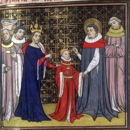 Clotaire II et Dagobert Ier, Europe, Moyen-âge