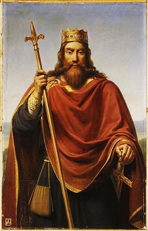 Clovis, rois des Francs, Europe, Moyen-âge