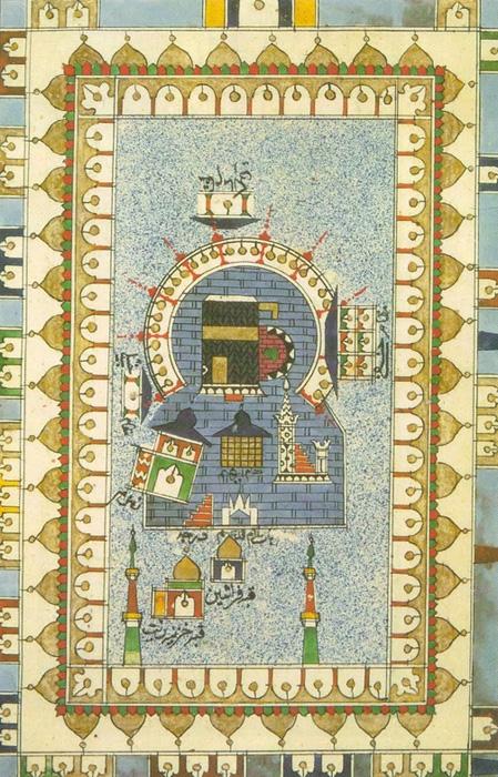 La mecque, religion musulmane