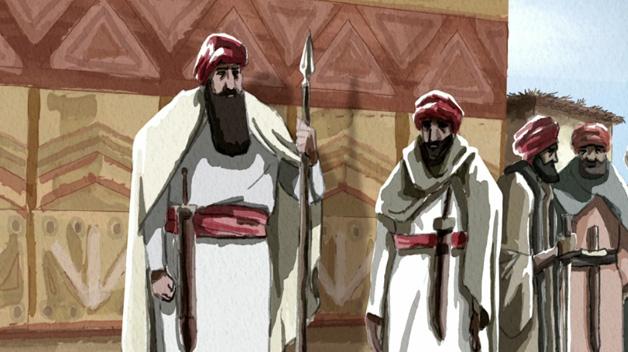 Montée de l'islam, Histoire musulmans, Mecque
