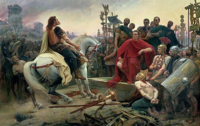 Les Celtes et les Gaulois pendant l'antiquité