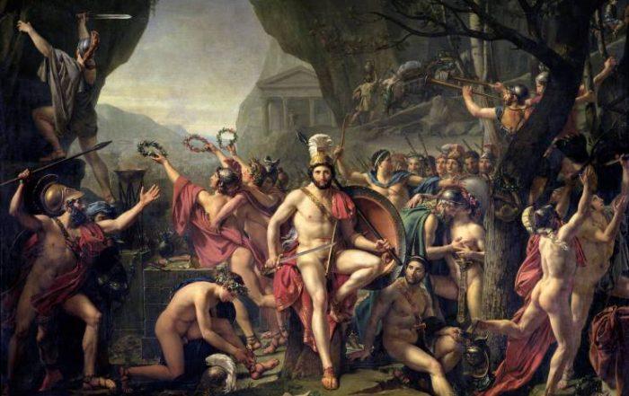 Guerres Médiques et du Péloponnèse en Grèce pendant l'antiquité