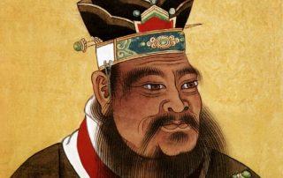 Chine pendant l'antiquité-Confucius
