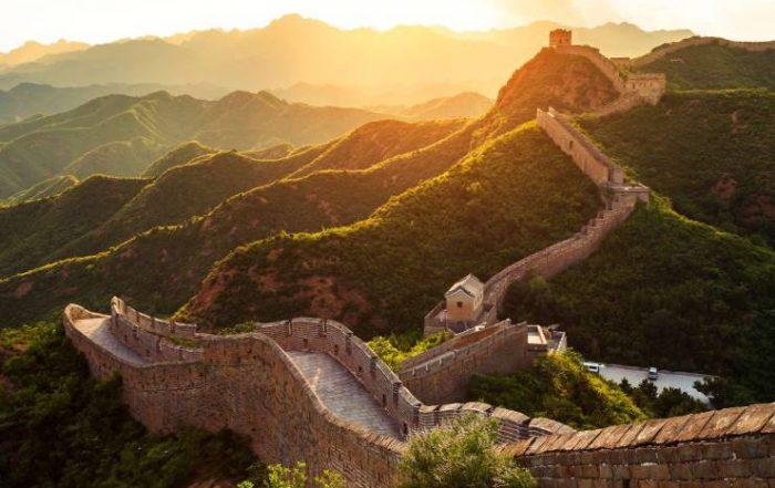 La Chine pendant l'antiquité : Grande muraille