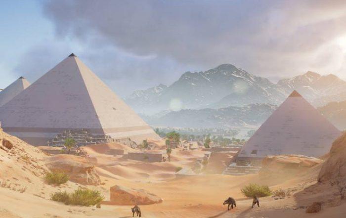 Ancien Empire en Egypte pendant l'antiquité