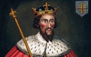L'Angleterre des Anglo-Saxons pendant le Moyen-Âge