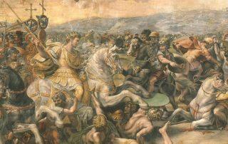 Chute de Rome et évolution du christianisme pendant l'antiquité