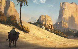 Moyen Empire en Égypte pendant l'antiquité