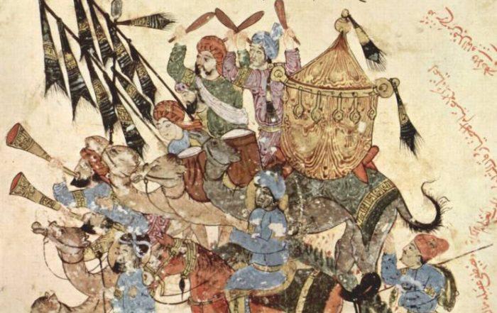Empire islamique pendant le Moyen-Âge