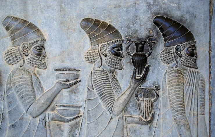 Empire Perse Antiquit 233 Moyen Orient Histoire Du Monde