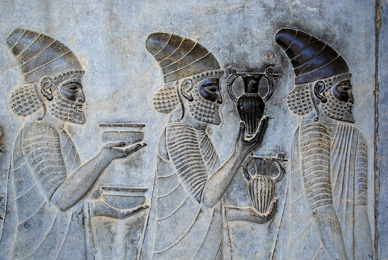 Persepolis Empire Perse pendant l'antiquité