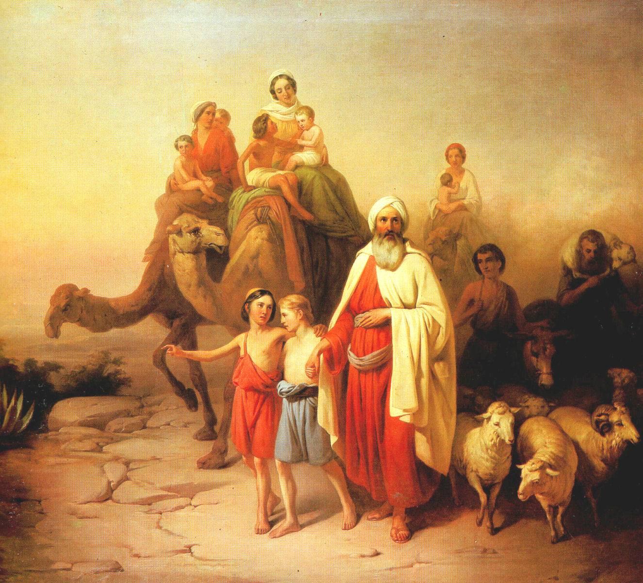 Hébreux pendant l'antiquité