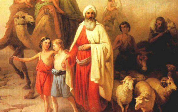 Peuples de la mer, Hébreux, Israël pendant l'antiquité
