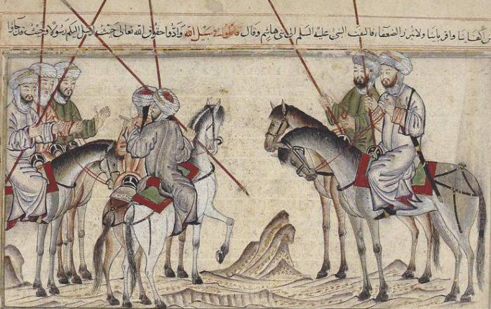 Mohammed et la fondation de l'islam pendant le Moyen-Âge