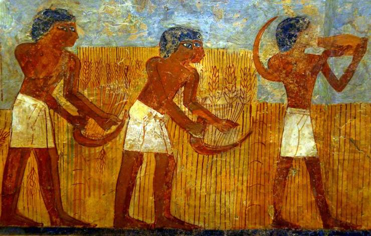 Période pré-dynastique en Egypte pendant l'antiquité