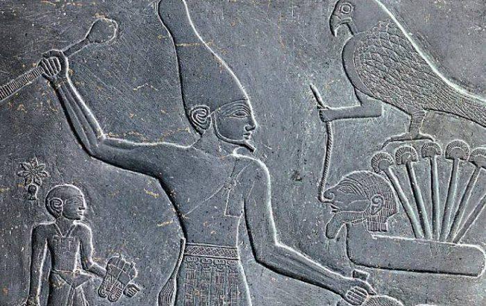 Période Thinite en Egypte pendant l'antiquité