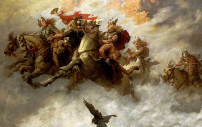 Raids Vikings pendant le Moyen-Âge