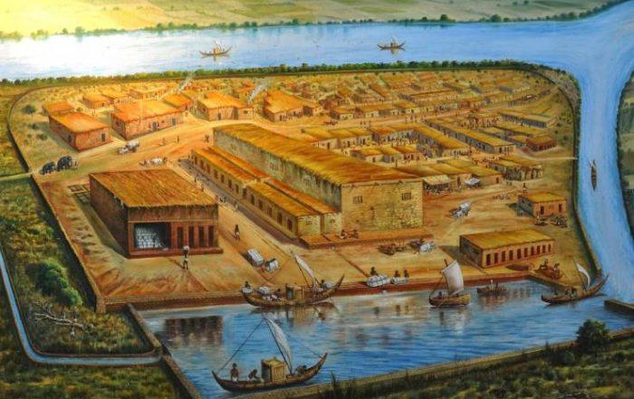 Vallée de l'indus en Inde pendant l'antiquité